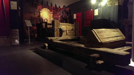 Torture Museum Oude Steen