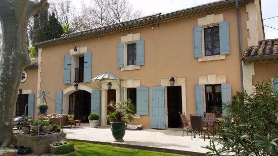 Villa Mas St Jean: la villa