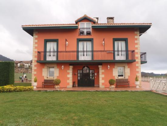 Bild fr n casa rural ontxene busturia - Casa rural mundaka ...