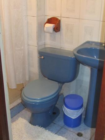 Hostal Varayoc: la salle de bain