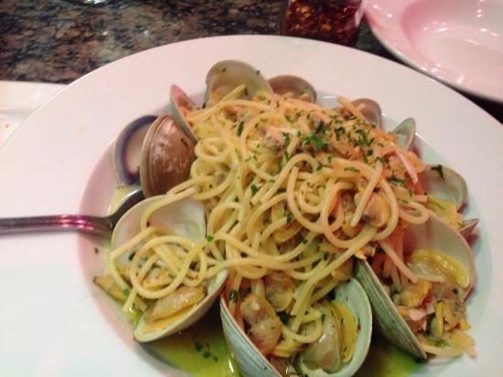 Mediterraneo: Spaghetti Alle Vongole