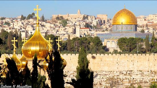 Church of Saint Mary Magdalena: Jerusalem Always in My Heart!