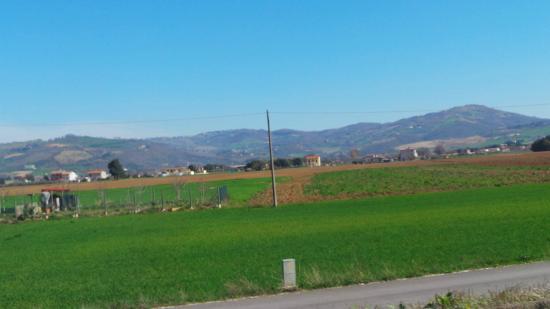 Il Castellaccio: Panorama