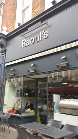 Raoul's Cafe - Maida Vale