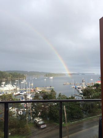 Mariner's Loft: It really is this nice from the deck