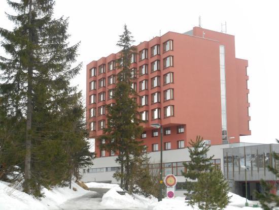 Hotel Sorea Trigan Štrbské pleso