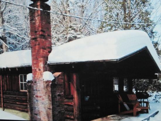 Lisbon, Nueva Hampshire: Rustic Cabin