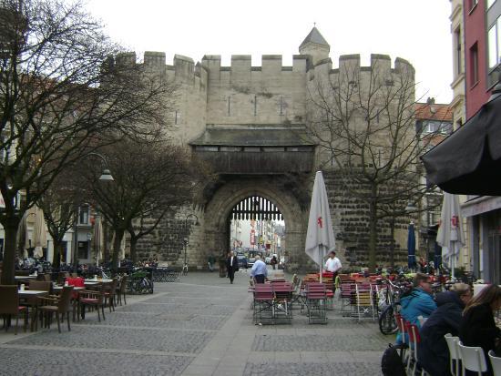 Eigelstein Torburg