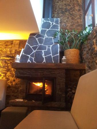 Mountain Hostel Tarter: Cosy! :)