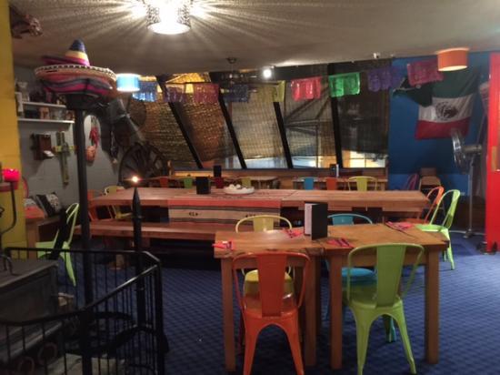 Sombreros Mexican Cantina : Mexican Cantina