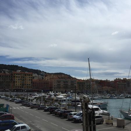 Hotel des Flandres : Port de Nice