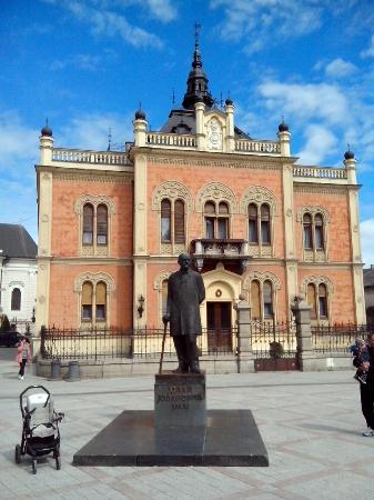 Novi sad serbia picture of vladicanski dvor bishops palace novi