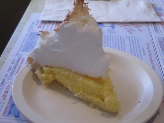 Coconut Cream Pie Picture Of Southern Kitchen New Market Tripadvisor