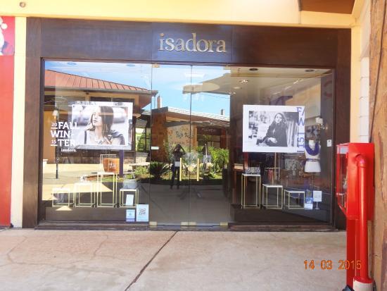 Punto Iguazu Shopping: Isadora Acessórios - Punto Iguazu Open Mall