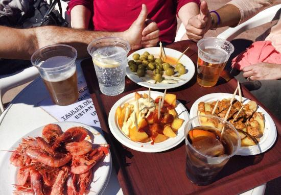 Sant Joan Despi, Spain: Aperitivo de los domingos����