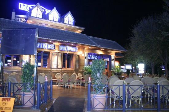 Morgan's Pub