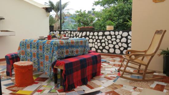 Posada Martha Tolima: Area de estar