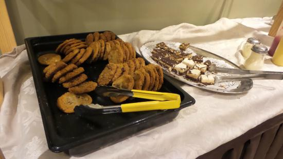Rosebud Theatre: Great cookies
