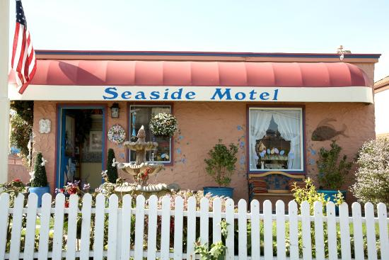 ‪‪Seaside Motel‬: Seaside Motel Front Office‬