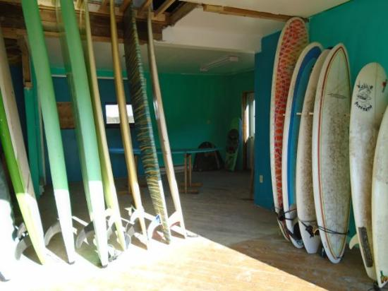 Amazing The Groundswell: Kayak, SUP, Surfboard Storage U0026 Workshop!