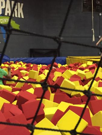 ‪The Jump Park Trampoline Center‬
