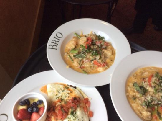 Wayne, NJ: Brio Brunch