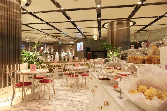 The tea salon westfield sydney picture of the tea salon for Sydney salon