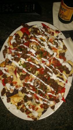 Shilo Restaurant Killeen: Prime Rib Nachos