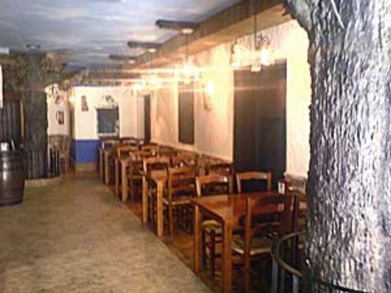 Fuencaliente, İspanya: Interior El Robleo
