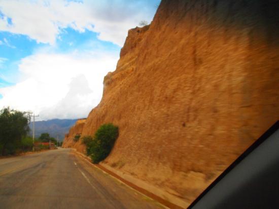 Tarija Department, Bolivia: ruta