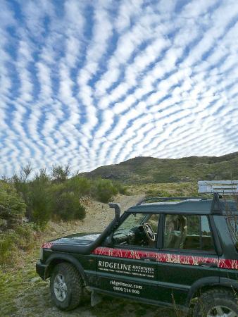 Ridgeline Adventures: Lucky with the weather
