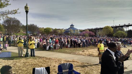Coolidge Park: Congregation!!