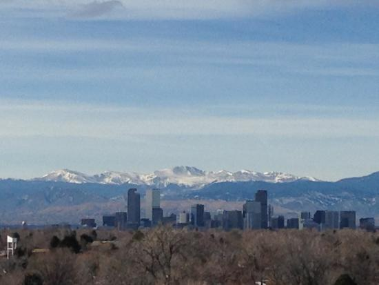 Holiday Inn Denver East-Stapleton: Room with a view
