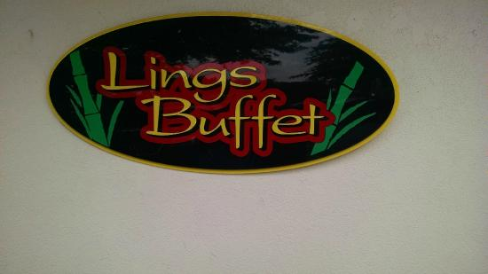 Ling's Buffet: You have arrived!