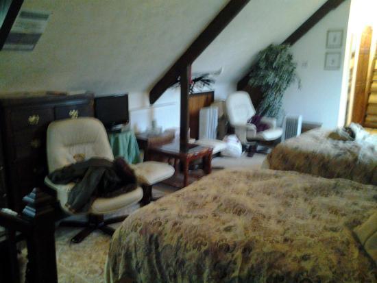 Collingwood Guest House: bedroom