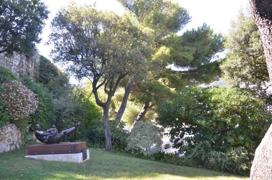 Princess Grace Botanical Garden : Jardim de Rosas da Princesa Grace de Mônaco