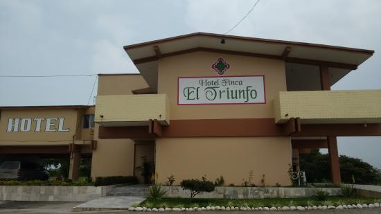 Hotel Finca El Triunfo