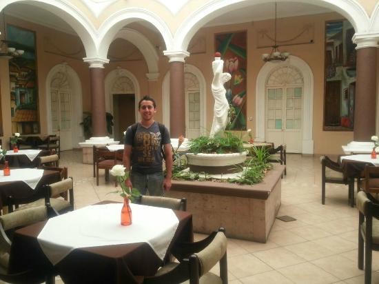 Posada Regis: Hotel posada