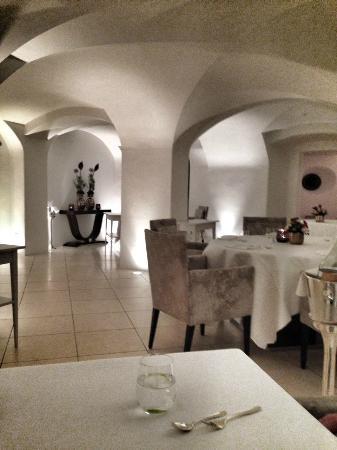 Kastell: Restaurant interior