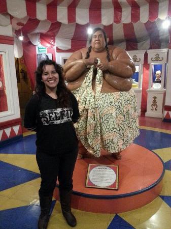 chica más gordo