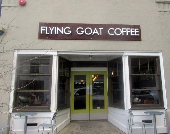 Flying Goat Coffee, Healdsburg, Ca