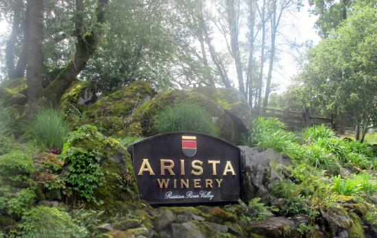 Arista Winery, Healdsburg, Ca