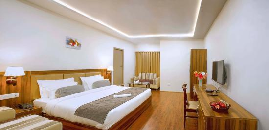 Located At Prime Spot Review Of Ida Lakar Hotel Gangtok India Tripadvisor