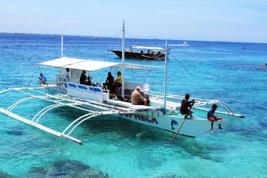 Image result for mactan island hopping