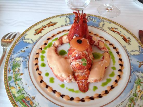 Gateau ambassador photo de restaurant paul bocuse collonges au mont d 39 or tripadvisor - Mont d or four ...
