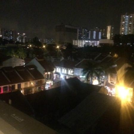 The Shophouse: From the roof