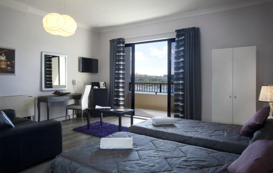 Sliema Marina Hotel: Sea View Superior