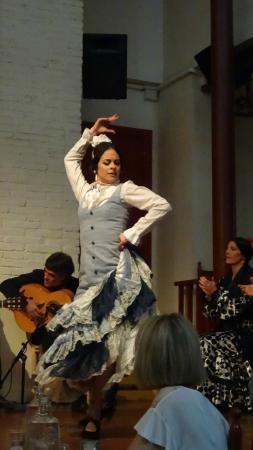 Imagine Bed & Breakfast : Flamenco night in Poble Espanyol-a good choice