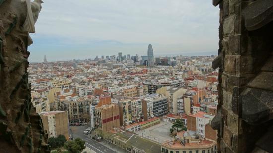 Imagine Bed & Breakfast : Barcelona view from Sagrada Familia-10min away from Imagine
