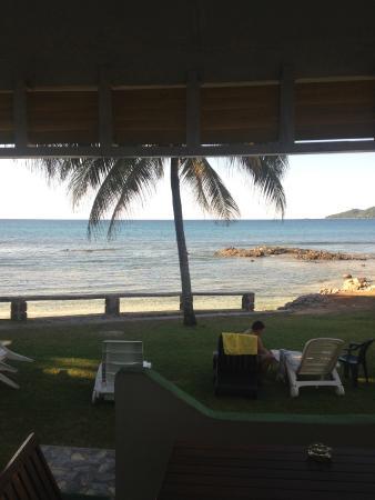 Beach Cottages: vista dalla stanza